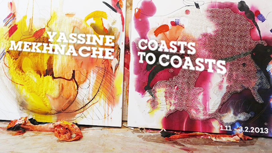 Krampf Gallery - Yassine Mehknache Coasts to Coast Exhibition