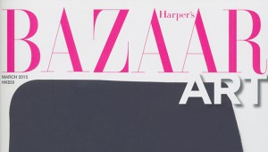 Krampf Gallery Harper's Bazar HK featuring Rona Pondick